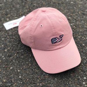 Vineyard Vines American Flag Whale Baseball Hat